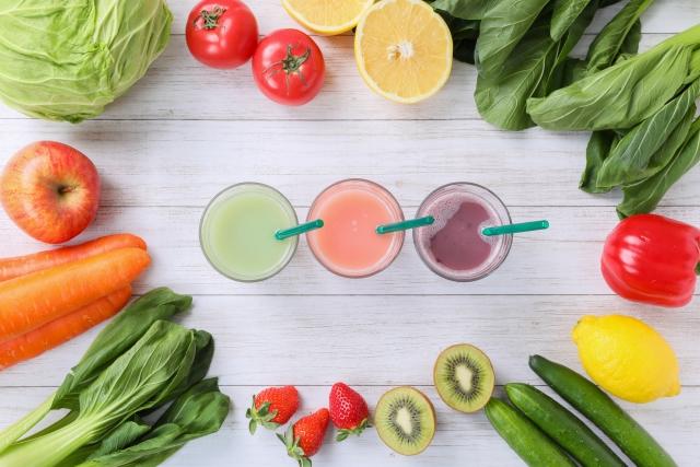 野菜の低摂取と不眠