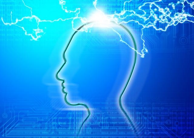 経頭蓋直流刺激(tDCS)のイメージ