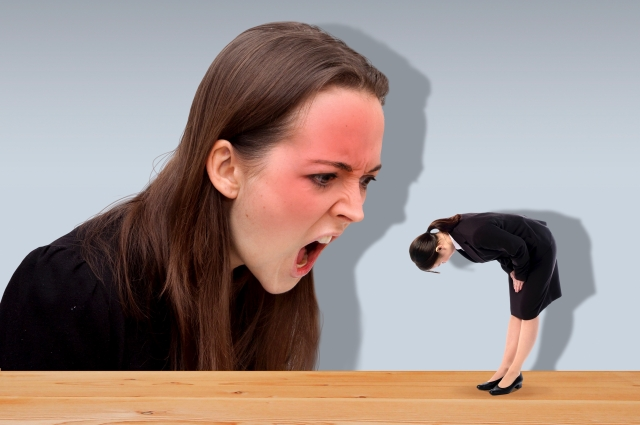 精神科医へのクレーム